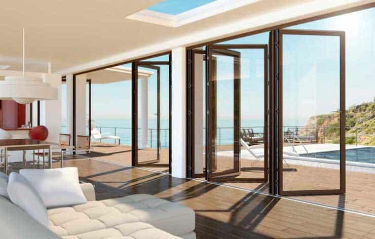 sunflex bifold doors