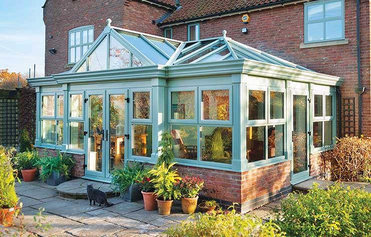 classic conservatories