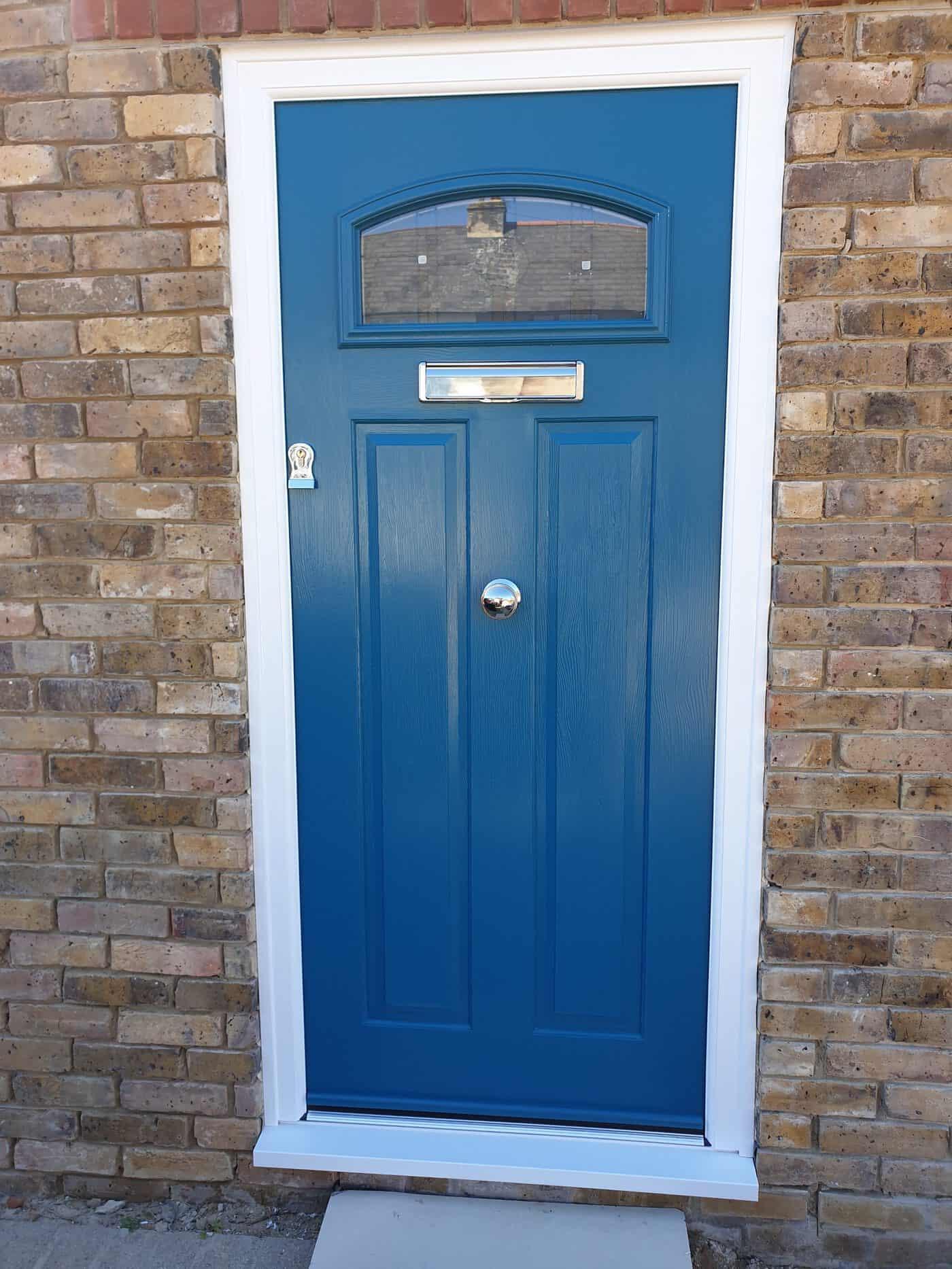 entrance door canterbury