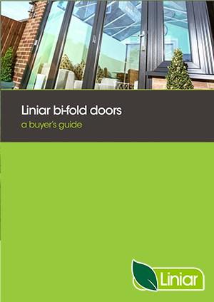 linea bifold doors brochure